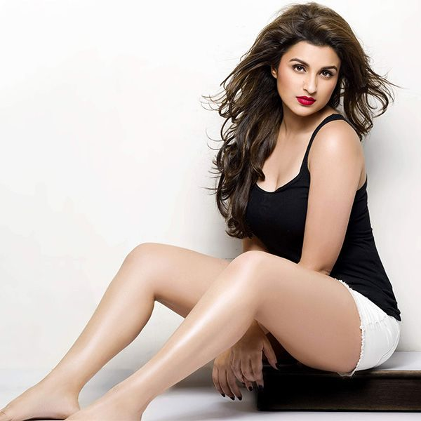 Hot and sexy Bollywood movie sudha deshi romance Actress parineeti chopra cute beautiful photos and wallpapers in bikini.                   ...