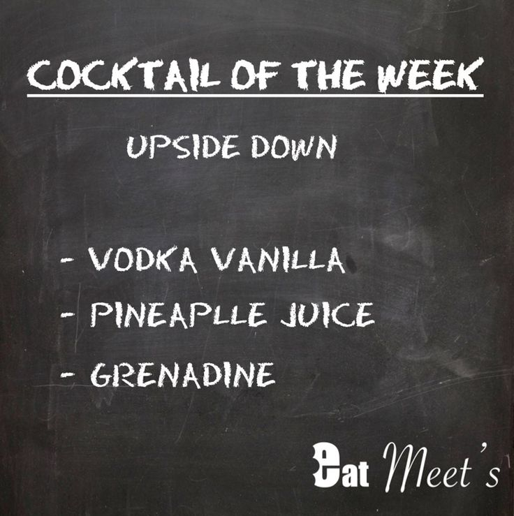 ! - Cocktail of the week - ! Today's cocktail : Upside Down #cocktail #cocktailhour #happyhour #cocktailtime #afterwork #meetup #meetfriends #homemade #recipes #upsidedown #vodka #pineapple #grenadine #juice #alcohol