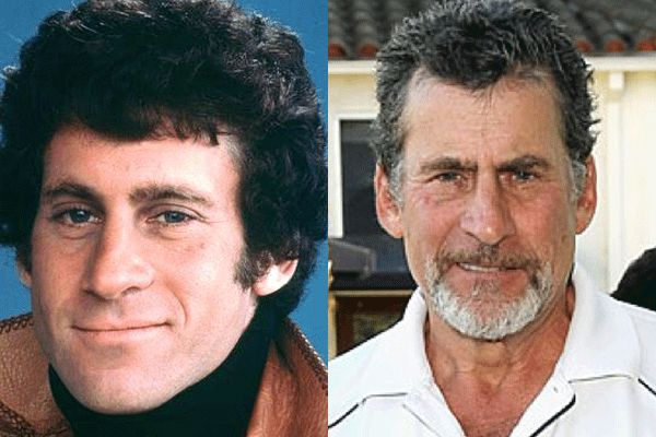 Paul Michael Glaser - played Starsky in the 70's police drama Starsky and Hutch