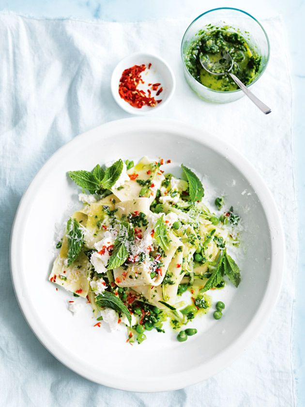 zucchini and ricotta summer lasagne from our summer issue of donna hay magazine 2015