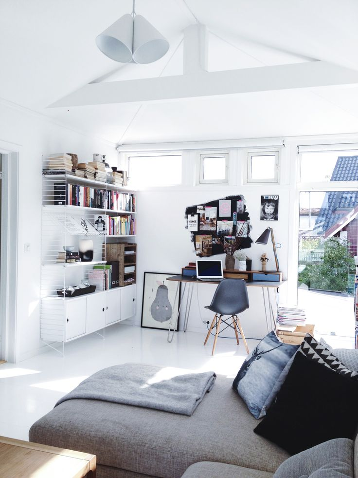 Home office | by Ronja Worum