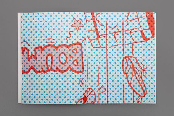 La Pastèque by Charley Massiera, via Behance