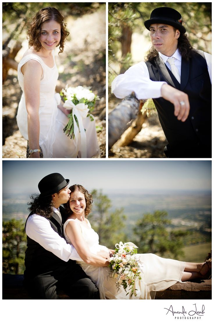 Boulder County Wedding Photographer  |  Leslie + Jeremy at Flagstaff Amphitheater and the Waterloo (My Bestie's Wedding)