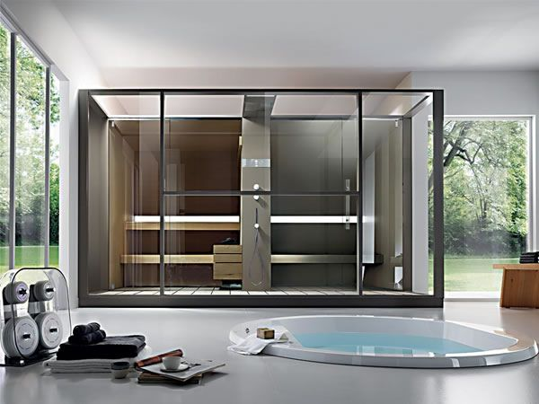 50 indoor sauna designs ideas and pictures including infrared and steam saunas for small and large
