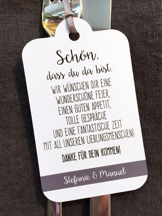 Wollt ihr eure Gäste auf eine ganz besondere Weise begrüßen? Dann sind diese Willkommenskarten genau das Richtige für euch!  Jeder, der große Feste feiert, weiß, wie schwer es ist, allen Gästen...