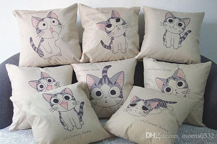 Chi's Sweet Home pillow case