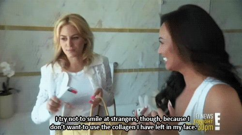 """On kindness towards strangers:   Community Post: 12 Gems Of Truth From The """"Rich Kids Of Beverly Hills"""""""