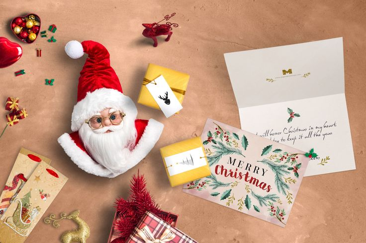 Christmas Header And Hero Scene Mockup 05 by Original Mockups on @originalmockups