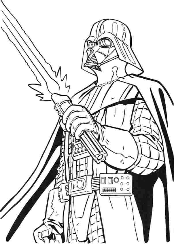 Darth Vader Empire Sith Star Wars Pinterest Coloring Pages