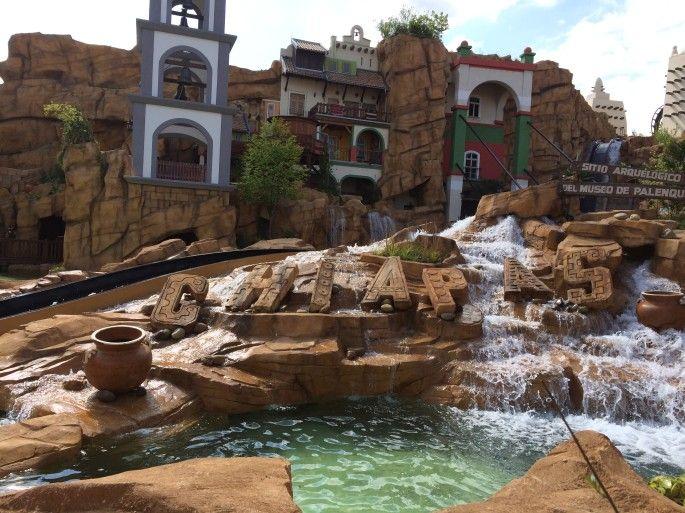 #Chiapas im #Phantasialand  Die besten Angebote für Tickets gibt's hier >> http://www.freizeitparkdeals.de/parks/phantasialand/