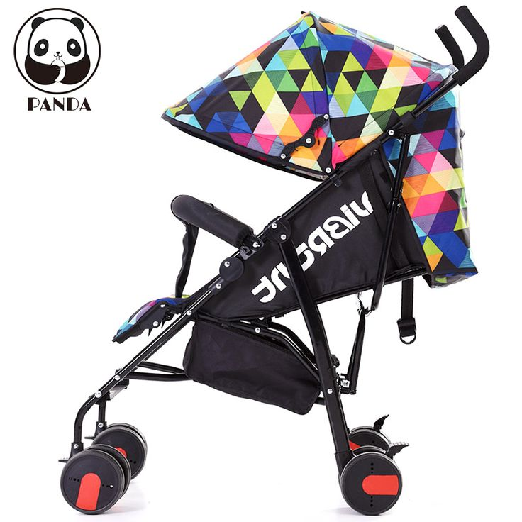 2017 Babypanda Store strollers for twins baby born cheap price best quality tricycle baby strollers brands summer stroller