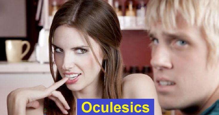 Oculesics este știința care se ocupă cu studiul comunicării non-verbale concentrându-se asupra sensului ce derivă din comportamentul ochilor. Conform teoriei, 87% din comunicarea nonverbala, transmisa de față, este prin ochi.…