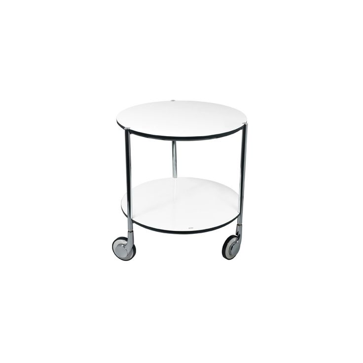 Cabanaz Cocktail Trolley - Wit