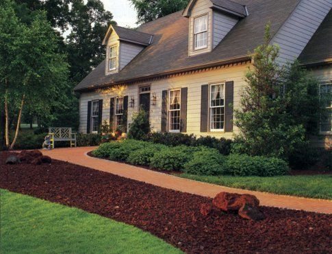Lava rocks and products on pinterest for Landscaping rocks erie pa