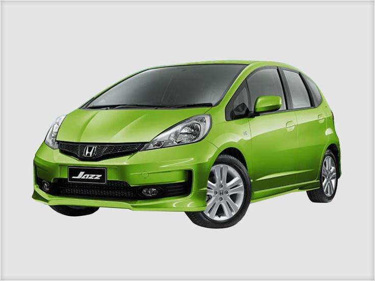 Honda Jazz For Rent in Phuket