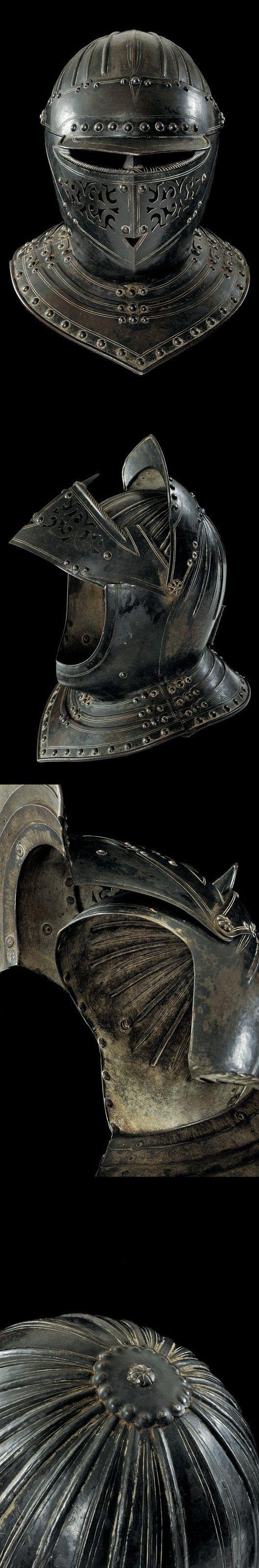 ELMO - Capacete usado nas armaduras medievais