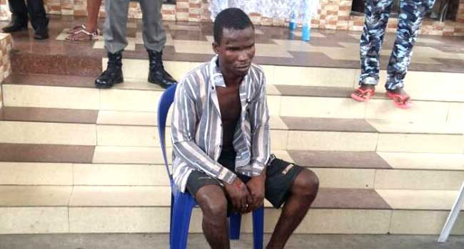 Herbalist Who Asked UNIPORT Student to Murder 8-year-old Girl for Rituals Arrested http://ift.tt/2wDFKwT