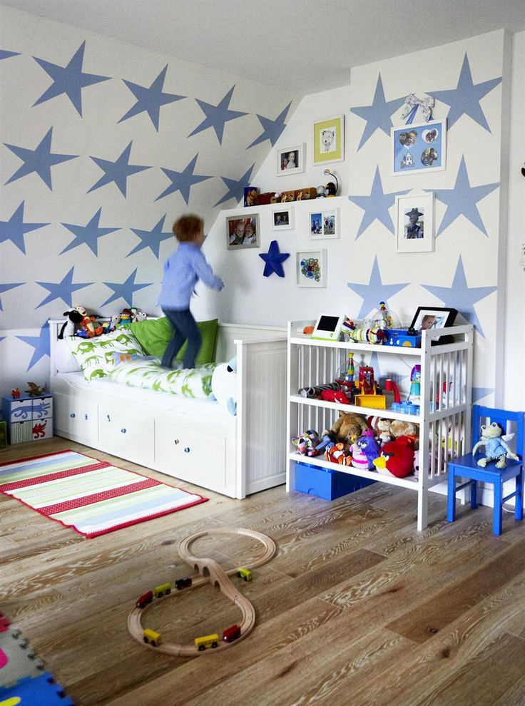 Cambiador Gulliver Ikea convertido en estanteria