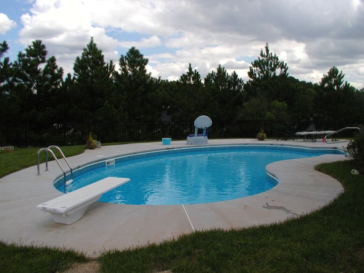 Inground Pools | Dolphin Pools, Inc. | Pools | Indian Trail, NC