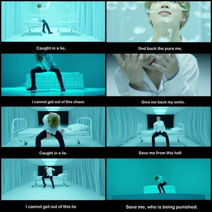 WINGS Short Film #2 LIE Jimins singing english translation ❤ #BTS #방탄소년단