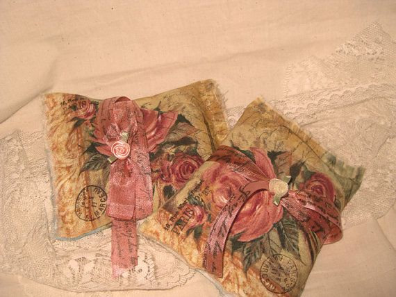 French Vintage Market Handmade French by 5DollarFrenchMarche, $5.00: Handmade French, Sachets Handmade, Sachets French, Marketing Handmade, Vintage French, French Vintage, Floral Sachets, Marketing Floral, French Marketing