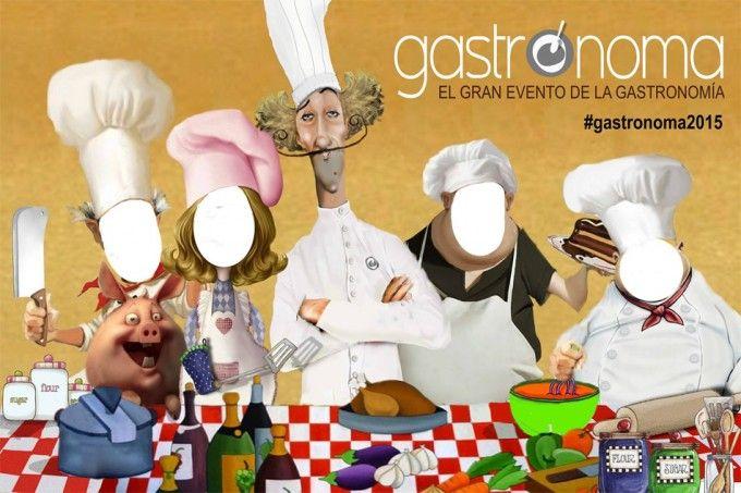 Gastrónoma 2015. Programa