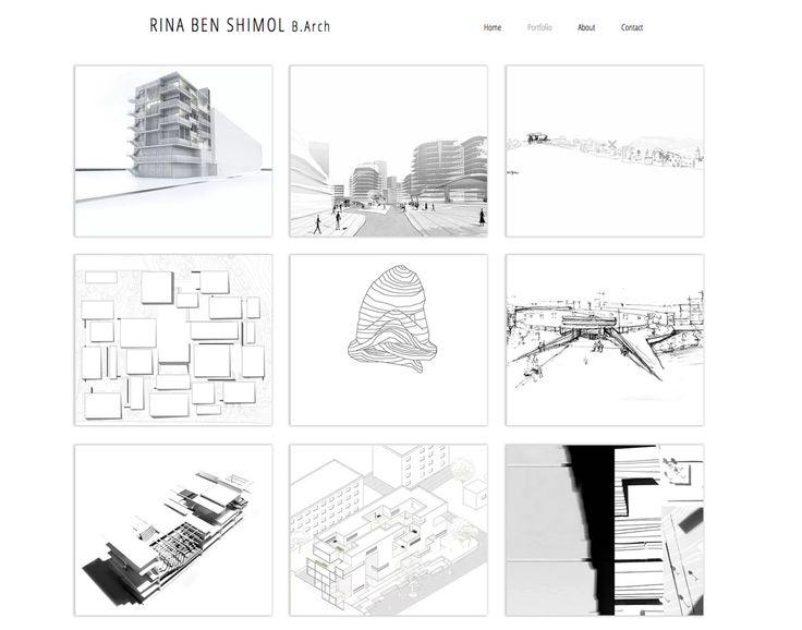 39 best portfolio   CV   Resume images on Pinterest Architecture - urban planner resume