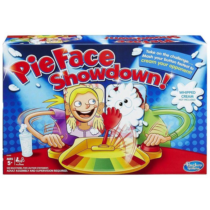 Pie Face Showdown Game