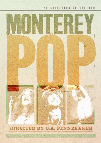 Monterey Pop (The Criterion Collection) Image Entertainment http://a.co/7LFVgzc