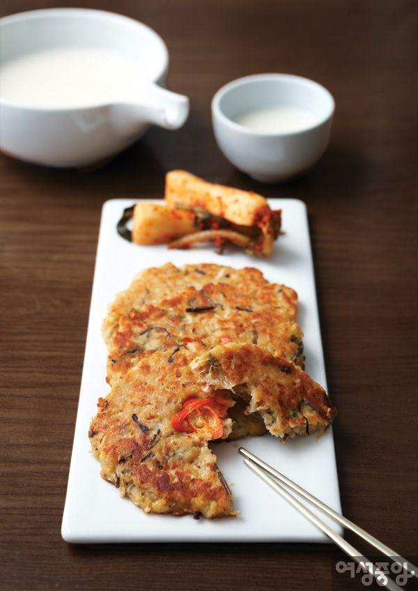 셰프 이명철씨의 고향의 맛, 녹두빈대떡&매밀총떡 - JoinsMSN 라이프