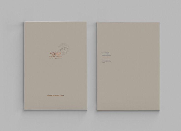 Kommigraphics - Domaine Glinavos