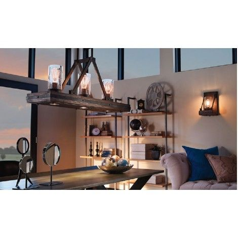 luminaire rectangle suspendu en m tal noir et bois naturel royaume luminaire st basile. Black Bedroom Furniture Sets. Home Design Ideas