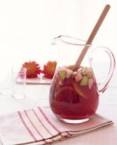 How to Mix Up Olive Garden's Tropical Sangria | eHow.com