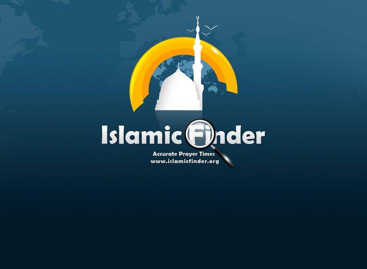 Islamic Finder by Telpo.deviantart.com on @deviantART