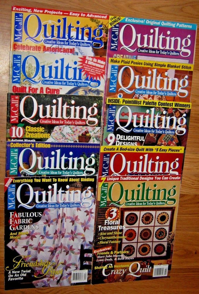 13 best Quilting Patterns and Instruction Books images on ... : quilting today magazine - Adamdwight.com