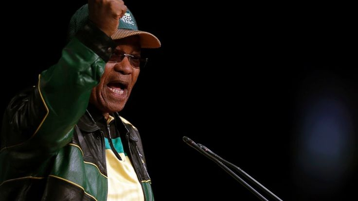 "South African President Jacob Zuma on Friday acknowledged corruption and other ""negative tendencies"" in the ruling party that has led since the end of apartheid in 1994, but sharply criticized opposition groups and former supporters who want the scandal-ridden president to... - #Admits, #Africas, #Corruption, #Cr, #Party, #South, #Targets, #TopStories, #Zuma"