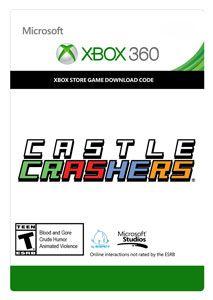 Castle Crashers - Xbox 360 [Digital Download]