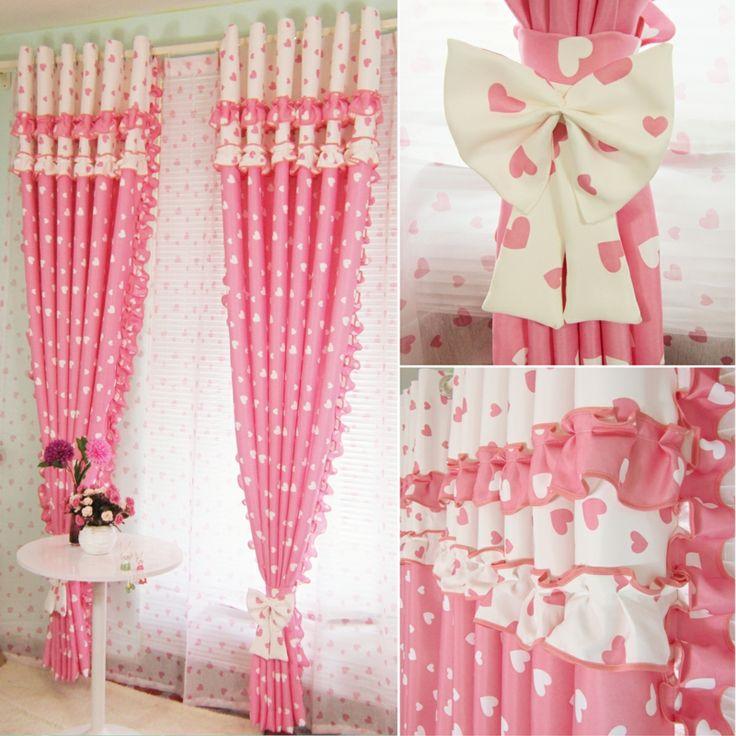 the 25+ best ideas about gardinen rosa on pinterest | graues ... - Gardinen Kinderzimmer Rosa Grun