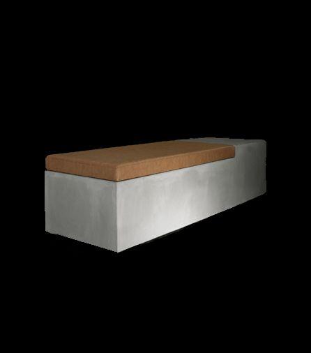 Network bench - Skulpturfabriken - Design Stina Lindholm