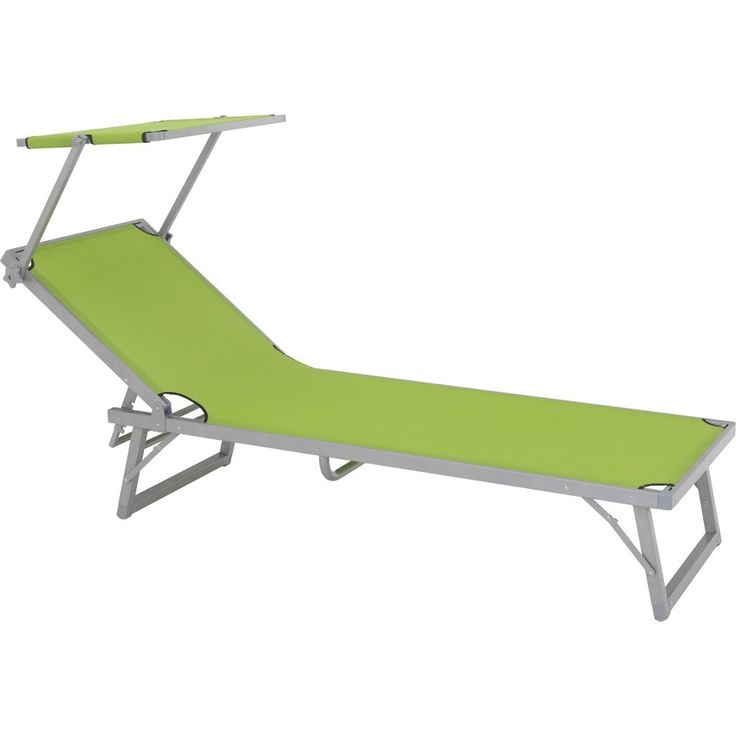 ambia garden gartenliege aluminium stahl gr n jetzt. Black Bedroom Furniture Sets. Home Design Ideas