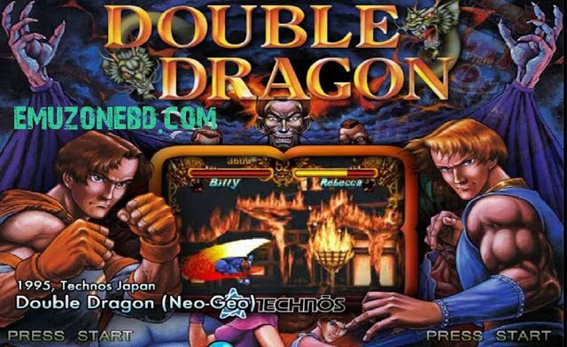 Double Dragon Game Download For Android And Pc Boss Unlocked