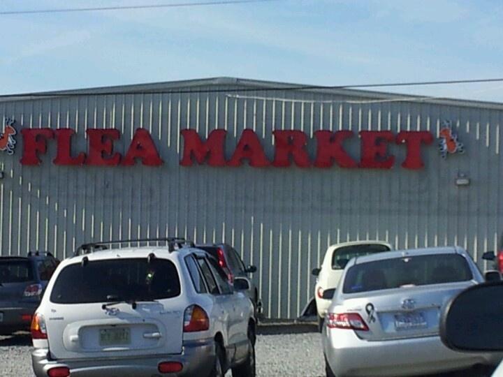 Flea Market Dumplings Valley Road In Sevierville Tn