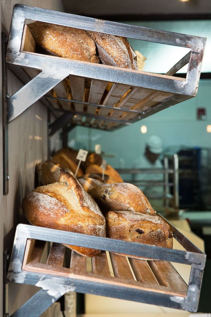bread and a half, Tel Aviv, 2015 - dana shaked