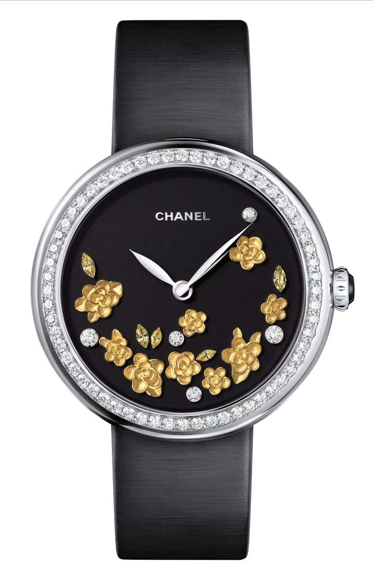 Baselworld 2014: the new Chanel Mademoiselle Prive watches for womenSKCreations, LLC