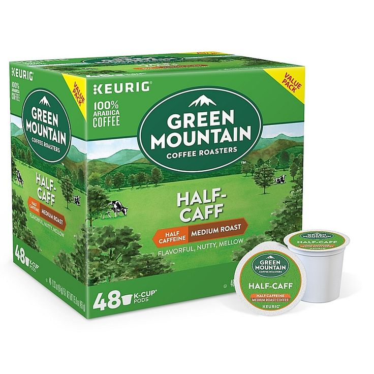 Green Mountain Coffee Nantucket Blend KCup (96 count