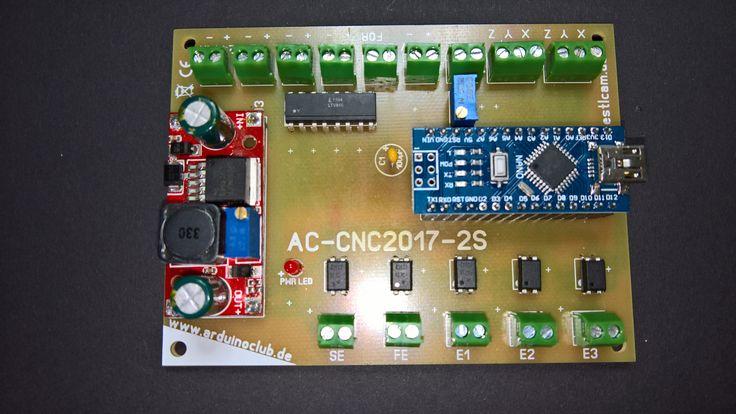 CNC Steuerung für ESTLCAM 10 und 11