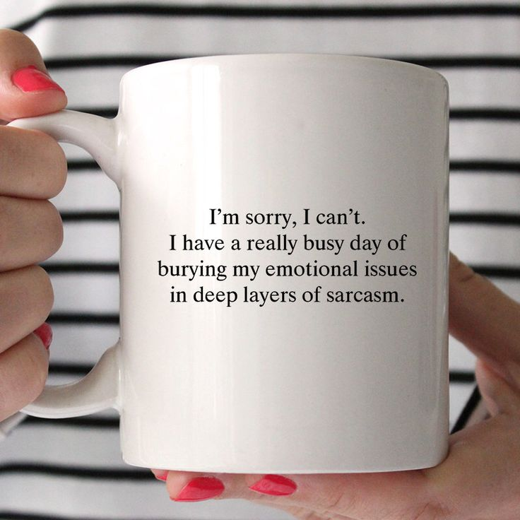 I'm Sorry I Can't - Funny Coffee Mug - Ceramic Coffee Mug - Tea - Quote Mug- Funny Mug - Sarcasm - Sarcastic Gift - Office Humor by FranklyNoted on Etsy https://www.etsy.com/listing/500867810/im-sorry-i-cant-funny-coffee-mug-ceramic