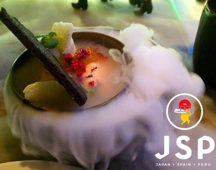 Oreo-Butternut Squash Cheesecake***** Cinco JSP  Let's rock \m/  #cinco #jsp #japan #spain #peru #nikkei #restaurant #tapas #athens #kolonaki #skoufa #endlessdream #cinco_athens #pisco #sake #ceviche #tiradito #tigersmilk #causa #porkrib #cincoathens #markadakisteam#cheesecake #oreo