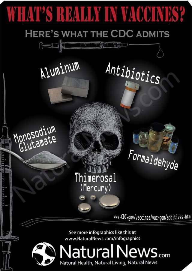 What's Really in Vaccines?  Would you allow a Dr. to inject your infant or toddler with LSD? (do you know what it is?)....then why in Gods name would you allow them to be injected with more than 77 vaccines that YOU have absolutely no idea what they contain........