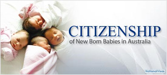 There are various different types of Australia visa available to visa applicants, some of which can lead to permanent residence or Australian citizenship. However, for new born babies in Australia, their access to citizenship or permanent residence can be a little confusing.